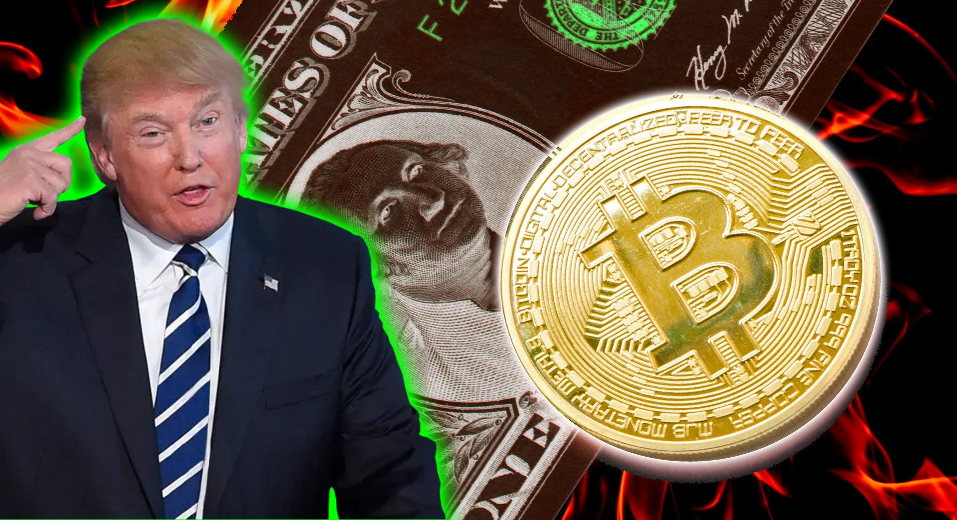 Trump Cryptocurrency FAIL
